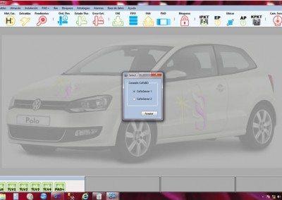 Implantación CaFIS en VW Navarra