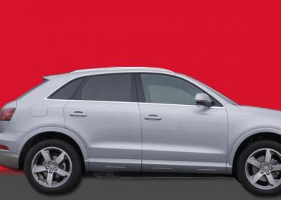 Sistema de Almacenamiento para Tapas Boca Carga Audi A3