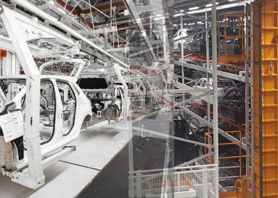 Volkswagen Navarra. Intercambio de datos de PLC entre Naves